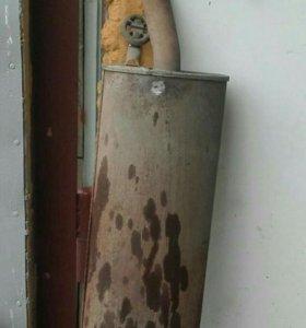 глушитель ваз2110
