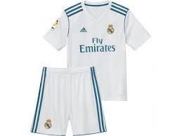 Детская форма Реала Мадрида 17-18 года.