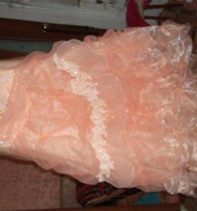 выпускное,платье на свадьбу