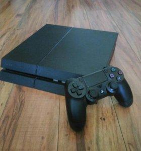 Playstation 4+ геймпад