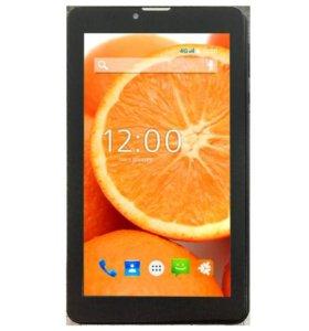 Планшет TabletTurbo4G 07 (чёрный)