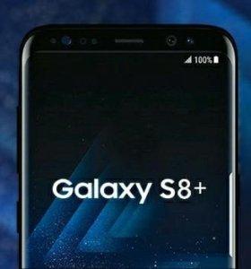 Samsung Galaxy s8+ Новый, гарантия!