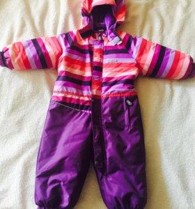 Комбинезон зимний детский финский Lenne размер 80+