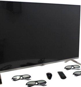 3D LED телевизор LG 42LB671V