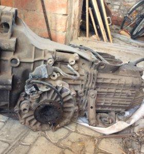 МКПП на Audi 80