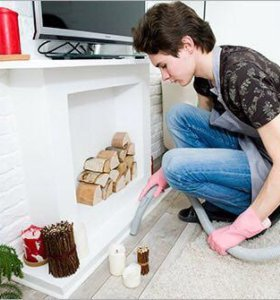 Уборка квартир, домов и др помещений