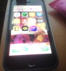 IPhone 5s 16gb spaces grey