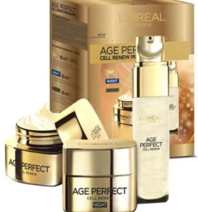"""L'oreal """"Age Perfect Cell Renew Programme"""" крема"""