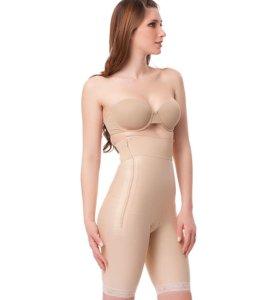 Компрессионные штаны с высокой талией (США)