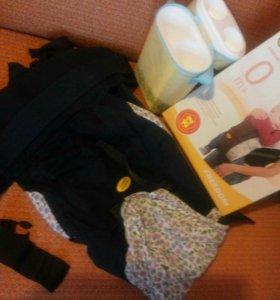 Рюкзак переноска + термосумка