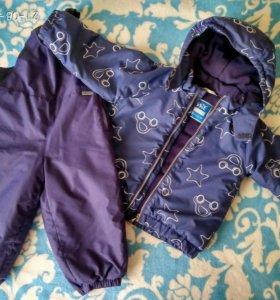Куртка, полукомбинезон