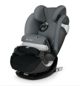 Автокресло Cybex Pallas M-Fix Graphite Black