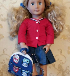 Одежда для кукол Our Generation