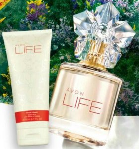 Avon Life For Her By Kenzo, 50 мл + парф.лосьон