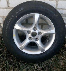 1 колесо в сборе 205/65 R15