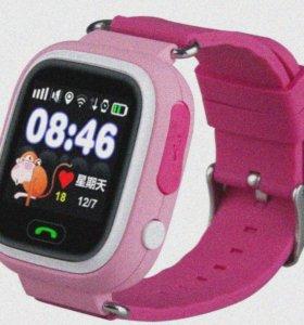 Часы-GPS детям