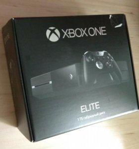 Срочно! XBox One 1TB + много игр