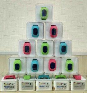 часы-телефон smart baby watch Q50