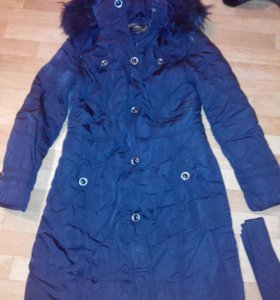 Куртка -пальто женское