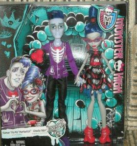 Новый сет кукол Monster High