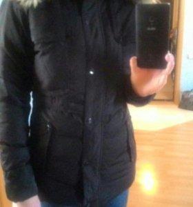 Куртка (пуховик) зимняя Bershka
