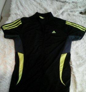 Мужские рубашки и футболка Adidas
