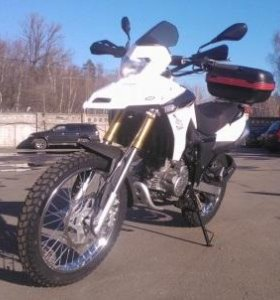 Кроссовые мотоциклы 250 см3 Dakar 2S-250 cо склада