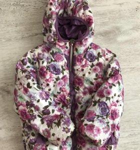 Осенние куртки для девочки