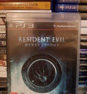 Resident evil Revelation ps3