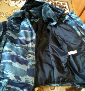 Куртка вся сезонная.штаны теплые . размер 52/3