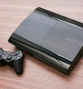 Игровая консоль Sony PS3 CECH-4008A 12Gb