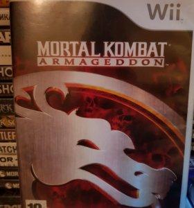 Mortal Kombat armagedon wii