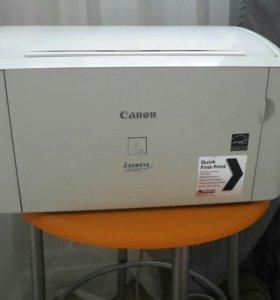 Лазерный принтер Canon lbp 3010