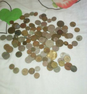 Монеты от 1923 по 2000 года