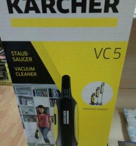 Пылесос Karcher VC 5