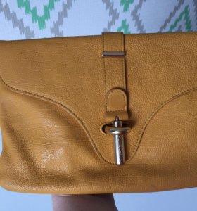 Сумка клатч, бренд Balensiaga