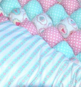 Одеяло - плед Бомбон