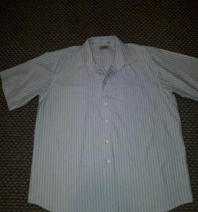 Рубашки мужские 2 шт
