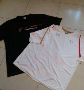 Adidas футболки мужские новые размер 52-54.