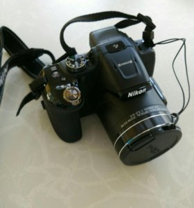 Nikon coolpix p610 ультразум