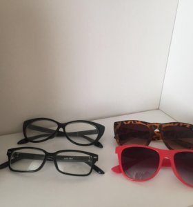 Очки солнцезащитные оправа