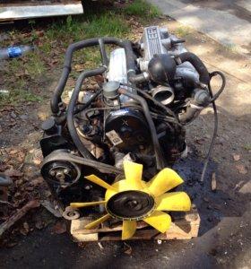 Двигатель от Ford Transit