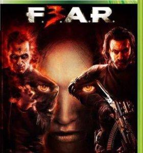 F.3.A.R. Xbox 360 русские субтитры