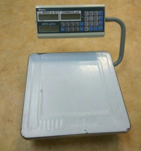 Весы электронные штрих М