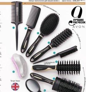 Расчёска,щетка для волос,шампунь,мусс,сыворотка