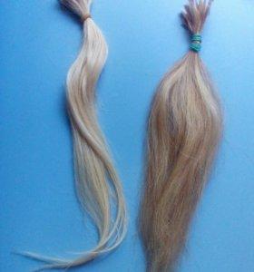 Остатки волос продам