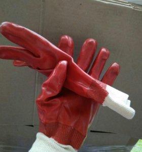 Перчатки МБС на манжете