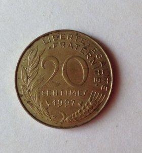 Французские монеты