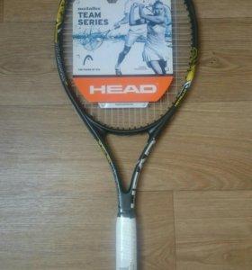 Ракетка теннисная HEAD MX Spark Tour + чехол