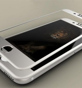 Защитные стекла 3D на iPhone.